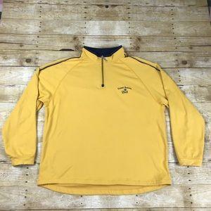 Tommy Bahama Golf 2018 Mustard Yellow Sweater